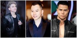 Khi các sao nam Việt cũng gọt cằm V-line: Ai làm đẹp thành công hơn?