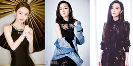 yan.vn - tin sao, ngôi sao - Bảng xếp hạng mỹ nhân Hoa ngữ có lượng người theo dõi cao nhất trên mạng xã hội