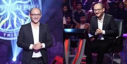 Cận cảnh MC Phan Đăng run rẩy, nói sai tên người chơi trong lần đầu tiên dẫn 'Ai là triệu phú'