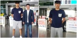 HAGL gây sốc khi thử việc tân binh đến từ U23 Hàn Quốc