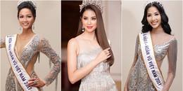 Những nàng Hậu hàng đầu V-biz trưởng thành từ 'lò' đào tạo Vietnam's Next Top Model
