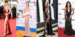 """Điểm lại những cái tên có sở thích """"mặc như không mặc"""" trên thảm đỏ Hollywood"""