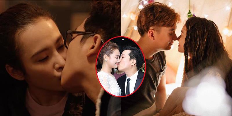 yan.vn - tin sao, ngôi sao - Trường Giang - Nhã Phương hôn nhau thì ít, hôn bạn diễn thì quá nhiều
