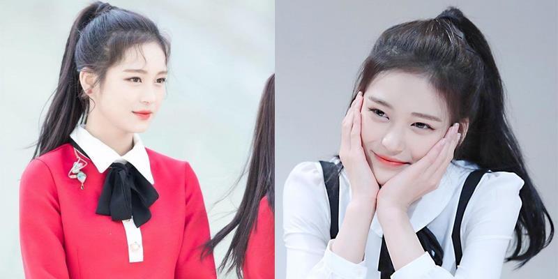 yan.vn - tin sao, ngôi sao - Quá xinh đẹp, thành viên girl group mới được MXH tung hô có khả năng