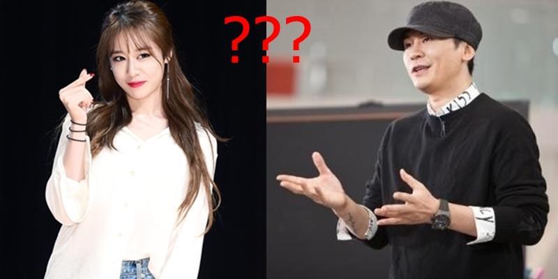 yan.vn - tin sao, ngôi sao - Chỉ với một hành động nhỏ, Jiyeon làm dấy lên nghi vấn sắp đầu quân cho bố Yang