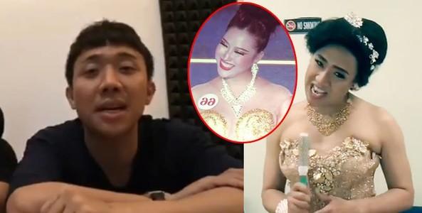 Trấn Thành lên tiếng giải thích lý do vì sao thích 'nhái' Hoa hậu Phi Thanh Vân