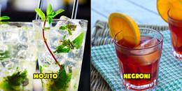 Phải một lần thử những ly cocktail nổi danh nhất thế giới