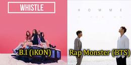 Bất ngờ khi tác giả những bản hit Kpop đình đám này lại là các idol đến từ các nhóm nhạc khác