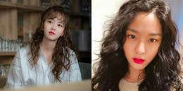 Mốt tóc xù của sao nữ Hàn: Người đẹp như nữ thần, người lại trông tàn tạ kém sắc