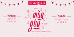 Lozi Garage Sale: Mùa yêu - Ngày hội mua sắm không thể bỏ lỡ