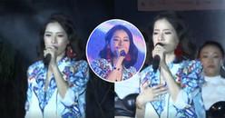 Fan ngán ngẫm khi Chi Pu vẫn chưa chịu thôi hát nhép khi trình diễn