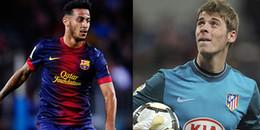 Đội hình các ngôi sao hàng đầu thế giới trưởng thành từ La Liga