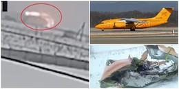 Khoảnh khắc hiếm hoi trước khi chiếc máy bay chở 71 người bốc cháy và lao thẳng xuống mặt đất
