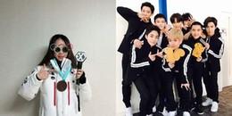 EXO có fan là vận động viên nổi tiếng nhưng EXO-L vẫn đòi đuổi khỏi fandom vì lý do này