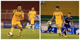 Quảng Nam và SLNA hâm nóng không khí bóng đá bằng trận tranh Siêu Cúp