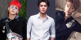 yan.vn - tin sao, ngôi sao - Top nam thần Kpop có Gương mặt thời trang nhất do tạp chí danh tiếng bình chọn
