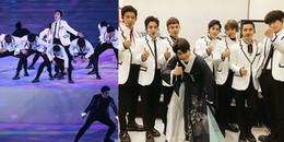 Màn biểu diễn huyền thoại của EXO tại lễ bế mạc Olympic: Quả là đẳng cấp của 'sự lựa chọn quốc dân'