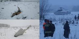 Vụ máy bay rơi ở Nga khiến 71 người thiệt mạng: Những phỏng đoán ban đầu của chuyên gia