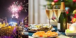 Những món ăn truyền thống đón năm mới của các quốc gia trên thế giới