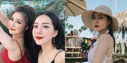 Cận cảnh em gái Hương Tràm xinh đẹp và hát hay không kém gì chị