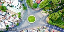 Chắc bạn đã thấy ảnh Sài Gòn vắng hoe ngày Tết, nhưng nếu được ngắm toàn cảnh từ trên cao thì sao?