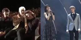 Fan có ghét nhau cỡ nào thì nghệ sĩ của 3 ông lớn SM - YG - JYP vẫn tương tác cực đáng yêu thế này