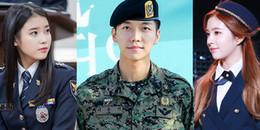 yan.vn - tin sao, ngôi sao - Vất vả rèn luyện trong quân ngũ, đây chính là 6 sao Hàn được các binh sĩ mong mỏi gặp mặt