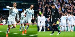 7 điều có thể bạn chưa biết về chiến thắng của Real Madrid trước PSG