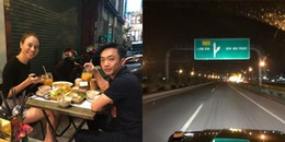 Vừa về ra mắt gia đình, Cường Đôla đã đích thân đến Lạng Sơn thăm quê Đàm Thu Trang?