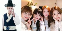 Sao Hàn ai diện trang phục Hanbok đẹp nhất khi chúc mừng năm mới 2018