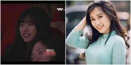 Cô gái xuất hiện vài giây trên hàng ghế khán giả Táo Quân 'gây sốt' cộng đồng mạng vì quá xinh