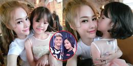 yan.vn - tin sao, ngôi sao - Linh Chi thân thiết với con riêng của Lâm Vinh Hải,