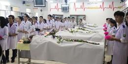Tri ân những người chết phục vụ sự sống
