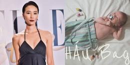 """yan.vn - tin sao, ngôi sao - Trang Khiếu khoe con trai mới sinh với bạn trai nước ngoài sau nửa năm """"mất tích"""