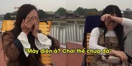 Clip hot nhất MXH hôm nay: Cô gái bật khóc mếu máo khi hay tin bạn thân sắp đi lấy chồng