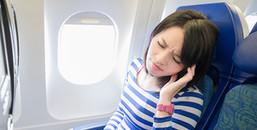 6 mẹo để không phải thức trắng trên những chuyến bay dài