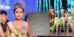 Ồn ào Hoa hậu Hoàn vũ Việt Nam và Hoa hậu Đại dương vào đề kiểm tra Văn lớp 11