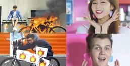 Cười đau bụng khi fan Kpop cover MV của thần tượng theo phong cách 'con nhà nghèo'
