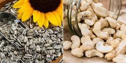 Tác hại đi kèm lợi ích của 3 loại hạt được yêu thích nhất ngày tết mà ai cũng cần biết