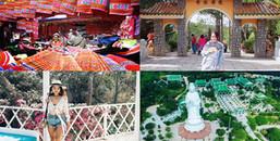 Những địa điểm du lịch hấp dẫn nhất mà bạn không nên bỏ qua vào dịp Tết năm nay