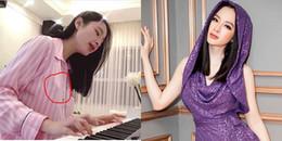 yan.vn - tin sao, ngôi sao - Đăng clip ngồi đánh đàn hát, Angela Phương Trinh bị