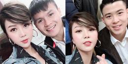 yan.vn - tin sao, ngôi sao - Quán quân The Look 2017 xuất hiện khác lạ bên cạnh các cầu thủ U23