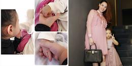 yan.vn - tin sao, ngôi sao - Siêu mẫu Trang Nhung hạ sinh nhóc tì thứ 2 cho chồng đại gia