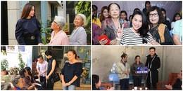 yan.vn - tin sao, ngôi sao - Dàn sao Việt nô nức đi làm từ thiện trước thềm năm mới