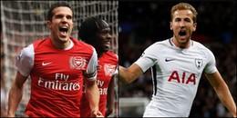Top 7 bàn thắng đẹp nhất 'derby Bắc London': Khi những bậc thầy kỹ thuật lên tiếng!