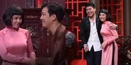 yan.vn - tin sao, ngôi sao - Ơn giời! Cát Phượng tỏ tình với Kiều Minh Tuấn trên sóng truyền hình