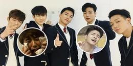 Thánh lầy Seungri cạn lời khi bị đàn em June (iKon) troll, bắt chước trên show
