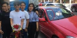 """Vừa trở lại Sài Gòn sau Tết, Nhã Phương đã """"nguỵ trang"""" kín mít đi xem phim với Trường Giang"""