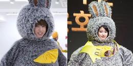 yan.vn - tin sao, ngôi sao - Đây chính là cô gái khiến Jungkook mặc bộ đồ cồng kềnh để