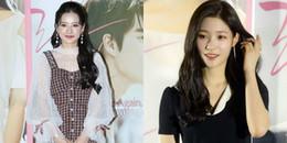 """yan.vn - tin sao, ngôi sao - Chaeyeon trang điểm nhẹ nhàng vẫn """"ăn đứt"""" Chi Pu về khoản thần thái trong buổi họp báo phim"""